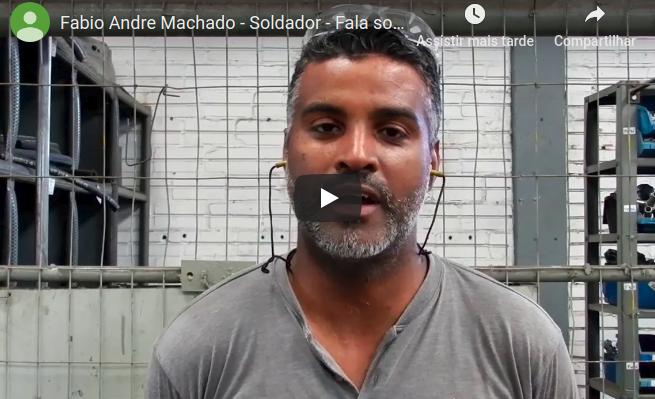 Palavra de colaborador: Fabio Machado – EPI