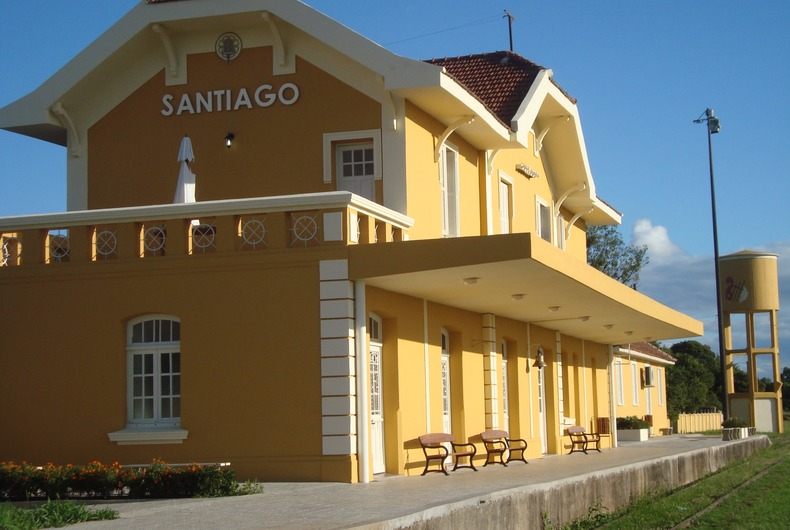 Campanher está presente: Santiago-RS